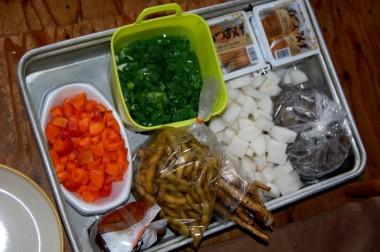 野菜もいろいろ