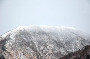 三瓶山 ここから石見銀山はとても近い