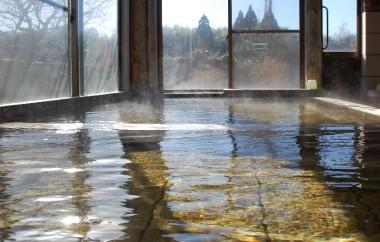 樽温泉の内風呂
