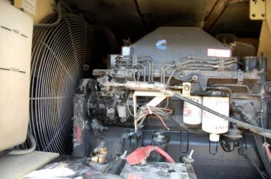 高圧エアコンプレッサーの燃料噴射ポンプ