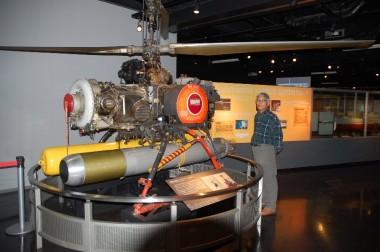 魚雷投下用の無人ヘリコプター、