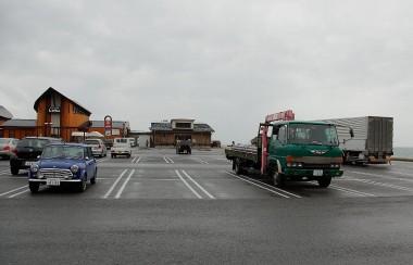 R7号新潟県から山形県に入ってまもなくの道の駅で仮眠