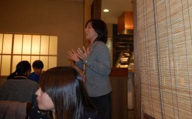 平井さんによる開会の挨拶