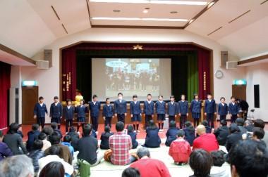 小学生、中学生の発表