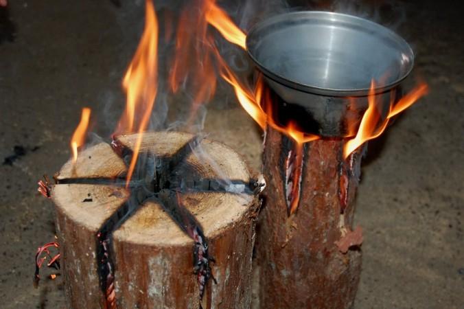 色々な調理や暖房などに面白い