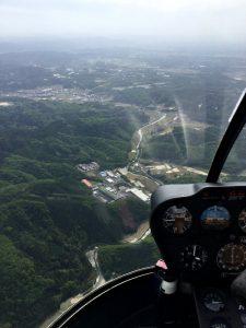 高度3000フィート