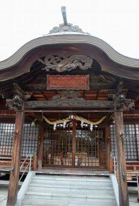 喜多浦八幡大神神社