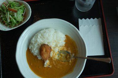 好んで食べたいと思えなかったカレー 千円だった