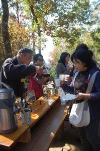 コーヒーは山口県周防大島から