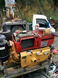 ファンベルト調整や冷却水交換
