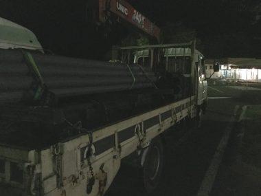 中国道七塚原SA
