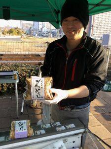 【ちだち】の豆腐はコクと甘みがあって毎回買って帰ります