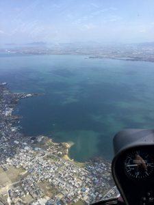 琵琶湖を渡ったら東近江