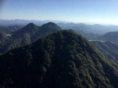 出雲から石見銀山の途中